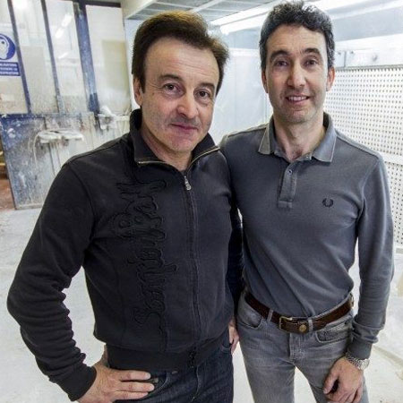 Maurizio e Roberto Zavatta